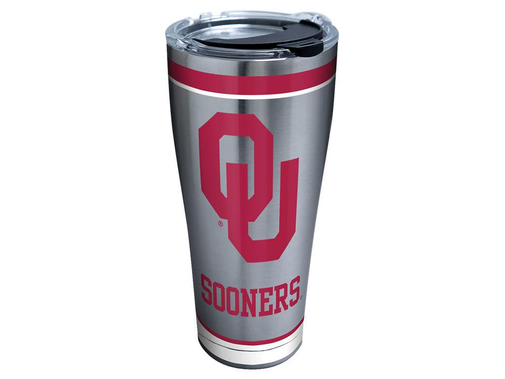 Oklahoma Sooners Tervis tumbler