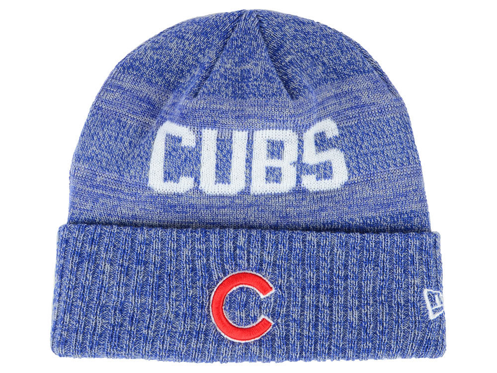 Chicago Cubs Cuff Knit