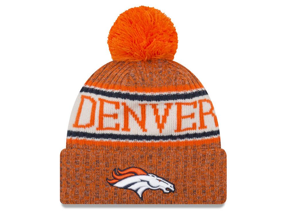 Denver Broncos Sport Knit