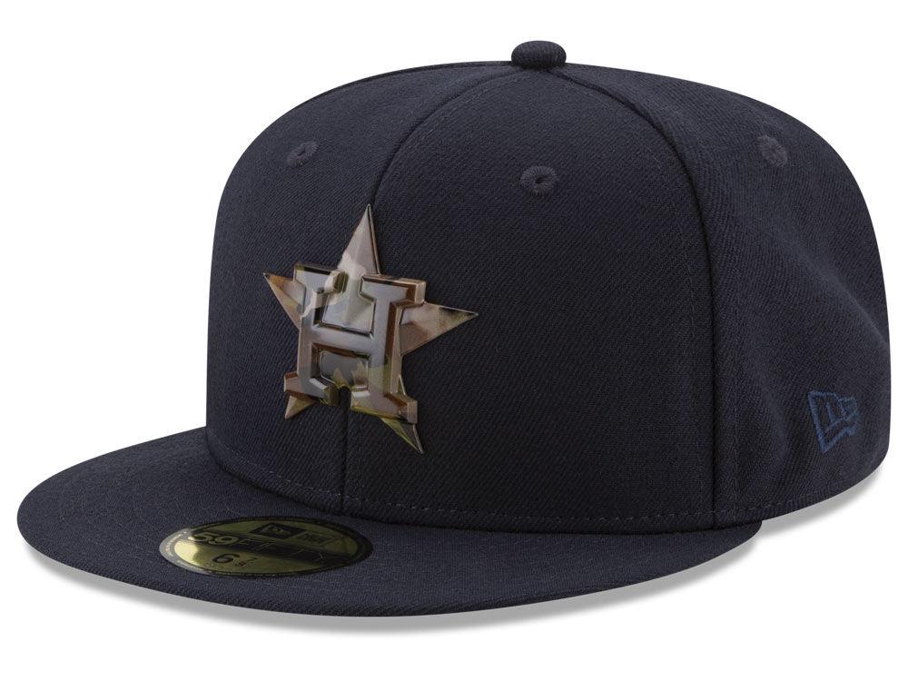 New Era Houston Astros Camo hat