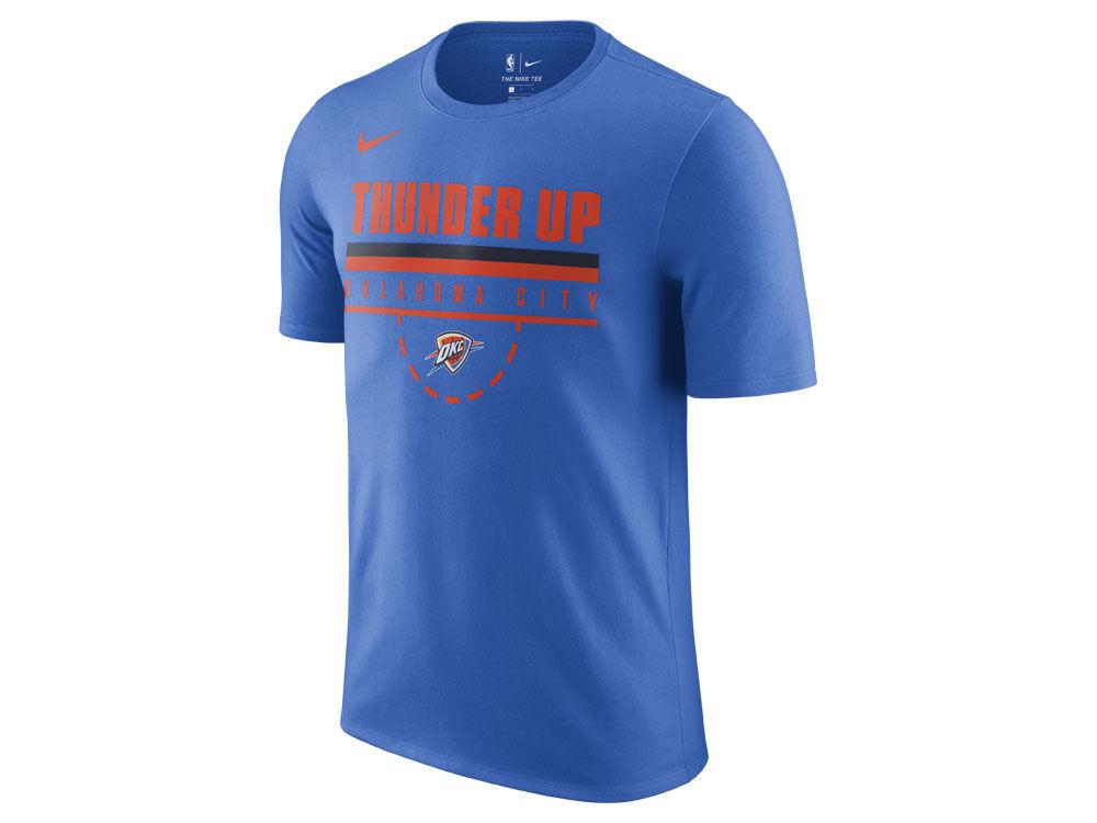 OKC thunder Nike t shirt