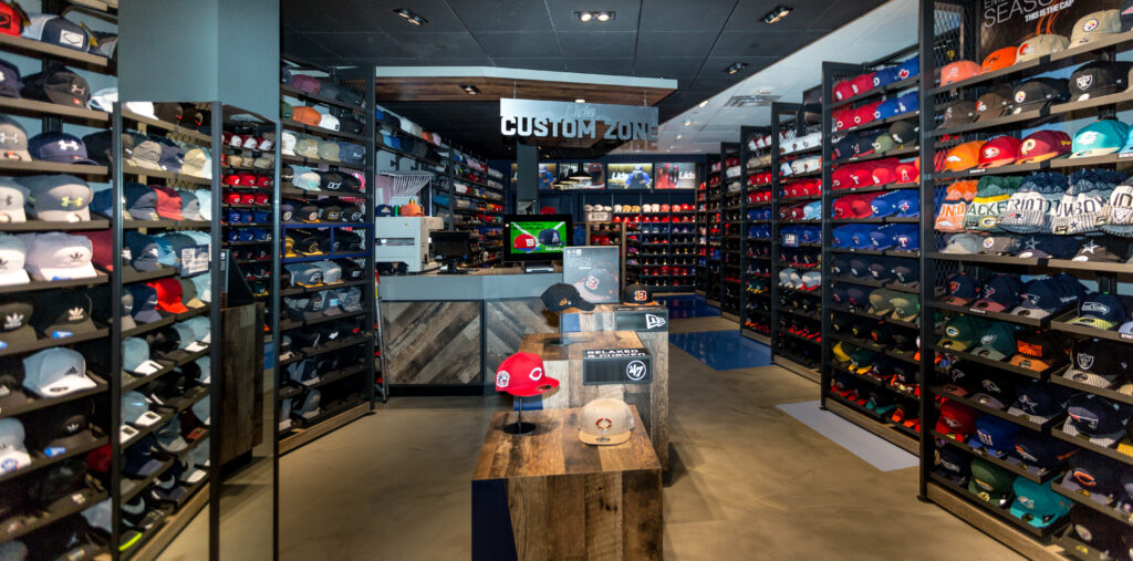 LIDS In Store Photo