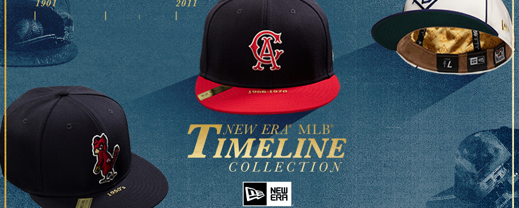 b8671115b6e141 New Era MLB Timeline Collection | Lids® Blog