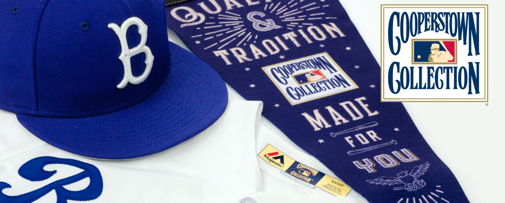 e31be93325a The MLB Cooperstown Collection Captures the Nostalgia of America s Pastime